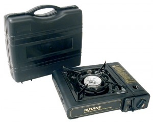 Portable Butane Gas Stove with Carrying Case