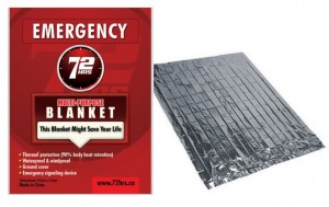 Extra Large Thermal Blanket without description