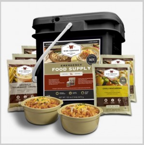 Survival-Supplies.ca - Wise Food - 56 Serving - Breakfast & Entrees