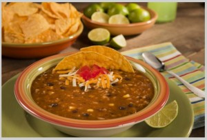 Wise Food Storage - Entrée: Hearty Tortilla Soup