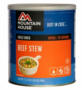 Survival-Supplies.ca - Mountain House #10 Can - Beef Stew