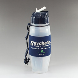 Seychelle 28oz Flip Top Bottle