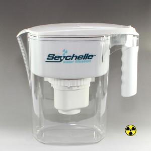 Seychelle Water Pitcher - Radiological
