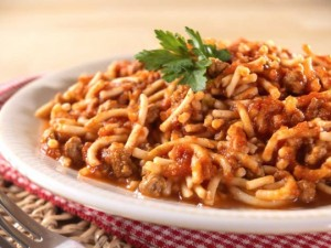 spaghetti-with-meat-sauce-survival-food