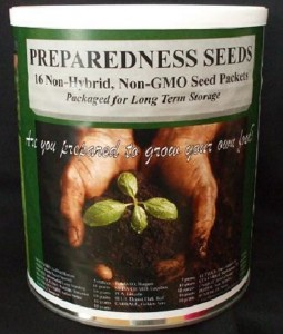 Survival-Supplies.ca - Everlasting Garden – Non-Hybrid, Non-GMO Preparedness Seeds
