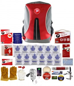 Survival-supplies.ca -  One-Person Deluxe Emergency Survival Kit