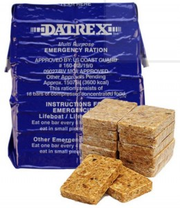 3600C Datrex Emergency Food Ration