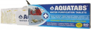 AQUATABS® Water Purification Tablets